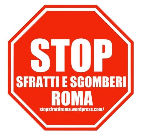 cartelli-stop-sfratti Roma