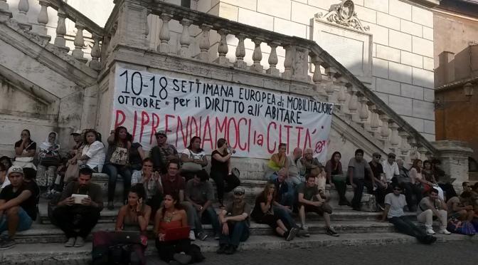 Roma: verso nuove connessioni urbane.