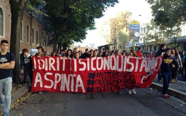 Roma, dalle scuole alla lotta per la casa: 14 Novembre è sciopero sociale