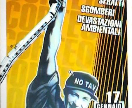 #17G Fermarli è possibile…Corteo popolare Notav a Roma