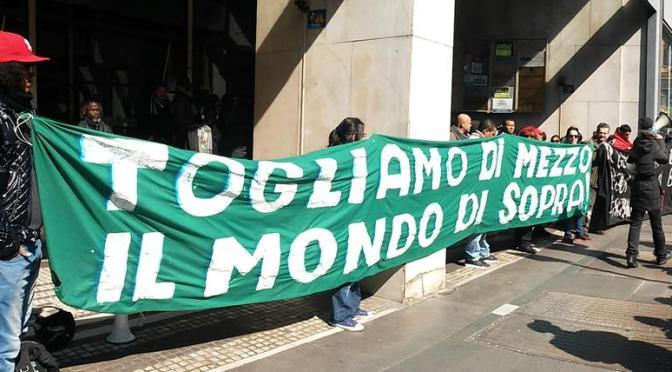 #10M occupata la sede della Regione Toscana e obblighi di firma per un picchetto antisfratto