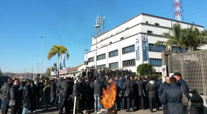 Lavoratori Tpl in sciopero: derubati dall'azienda, dimenticati dalle istituzioni