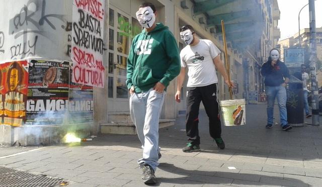 Sabato 9 Aprile FAMO A CAPISSE Tutt* in piazza!