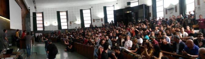 Report assemblea #CèChiDiceNO per il NO al referendum
