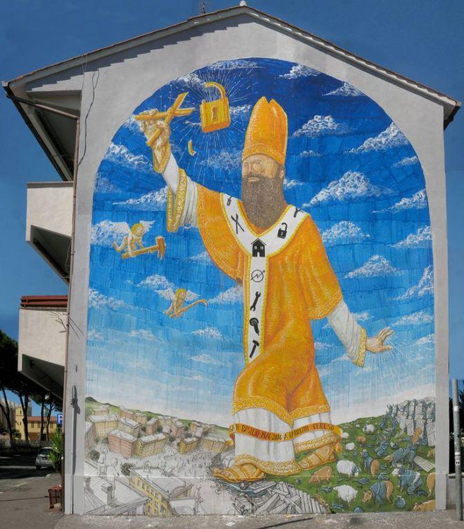 Il Dito e la Luna. Tiburtina – San Basilio: tra ecomostri abbandonati e istigazione alla guerra tra poveri